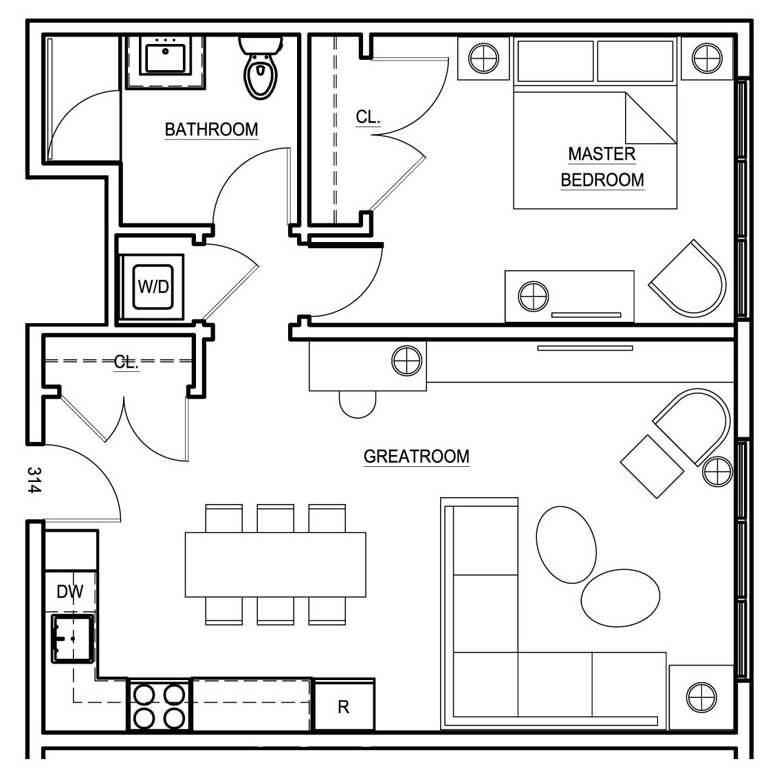 100 master bedroom ensuite floor plans erco homes plans grandin a explorer discovery Ensuite bathroom design layout